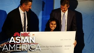 'America's Top Young Scientist' Wants To Change the World Through Science | NBC Asian America