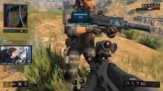 SHROUD And LIRIK Play BLACKOUT Together [Black Ops 4 Twitch Highlights]