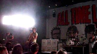 All Time Low - Lost In Stereo The Bamboozle Road Show DTE 6/12/2010