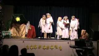 Kerstfeest KBS de Flieterpen Reitsum