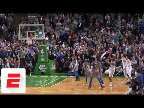 See Marcus Morris hit Clutch 3 with 1.2 seconds Left!