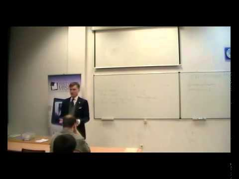 dr Mateusz Machaj   Czy banki centralne muszą istnieć część 2