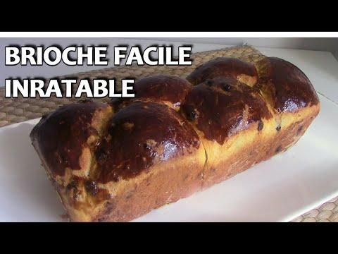 recette-brioche-moelleuse-facile-inratable-sans-robot-#danslacuisinedesou#recettesfacile