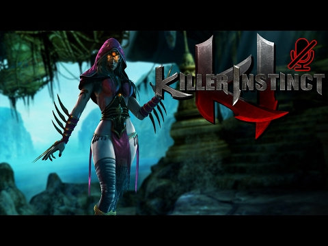 [Stream | PC] Killer Instinct: Sadira Story (Learning Another Character)