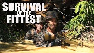 Survival Of The Fittest: Jungle Warfare