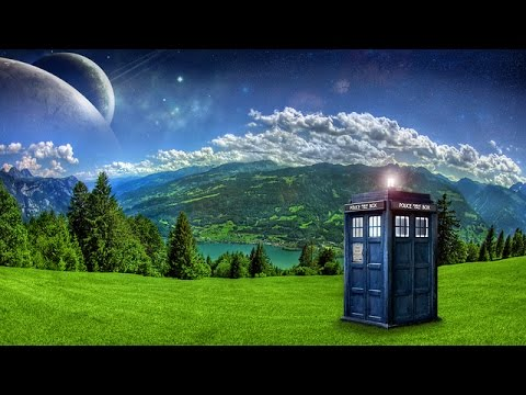 Relaxing Doctor Who Music ~ 1 Hour