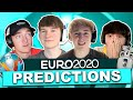OUR EURO 2020 PREDICTIONS!