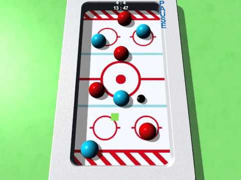 Table Hockey (Unity3d