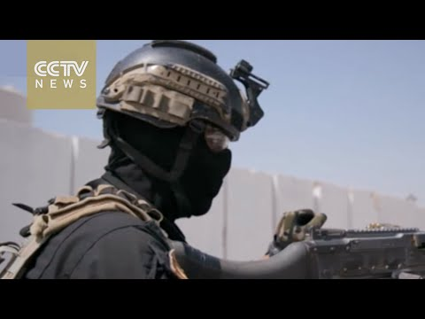 Exclusive: Iraqi forces fight in Mosul