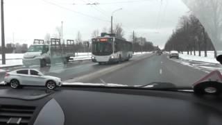 Автонакат - Как проходят уроки автовождения у нас.
