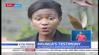 Esther Arunga admits husband killed her son