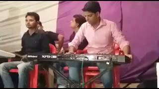BADAN PE SITAARE || KEYBOARD PLAYING BY PULKESH SHARMA ||