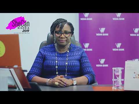 Meet Folake Sanu || SheCan Do More Conference