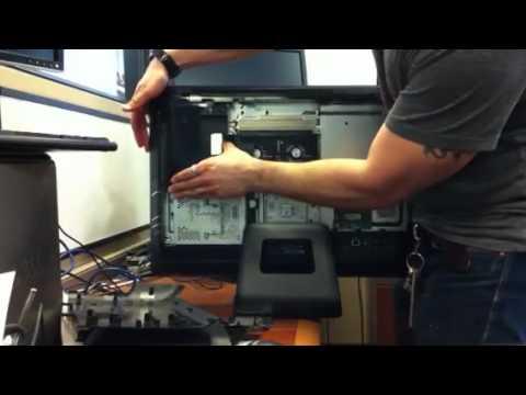 HP Elite 8200 AIO dissection