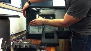 hp elite 8200 aio dissection