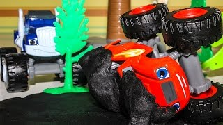 ВСПЫШ И ЧУДО МАШИНКИ Новые серии Развивающие мультики про машинки для детей Игрушки Вспыш МОНСТР
