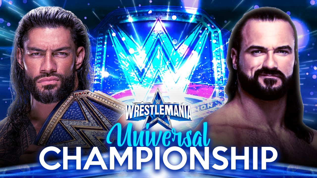 Download WWE WrestleMania 38 DREAM MATCH CARD | Fantasy Ep.42