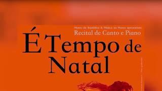 """Recital de Canto e Piano: """"É tempo de Natal"""" com Luiz Bomfim e Regina Lacerda"""