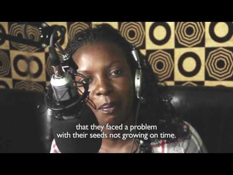 Our work in Tanzania - BBC Media Action