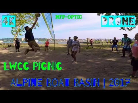 Alpine Boat Basin | LWCC Picnic 2017 | Great Wall of Hudson