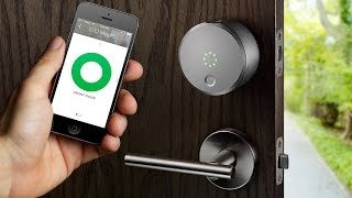 7 Best Smart Door Locks for Home You Must Try