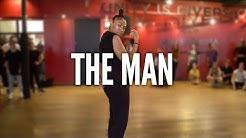 TAYLOR SWIFT - The Man | Kyle Hanagami Choreography