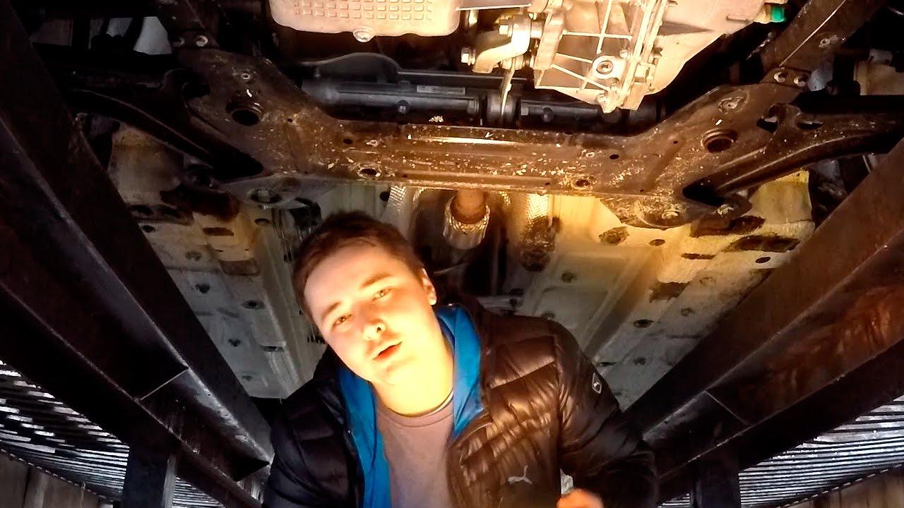 Lada Vesta - ИЗУЧАЕМ ПОДВЕСКУ, тормоза и прочие механизмы! via ATDrive