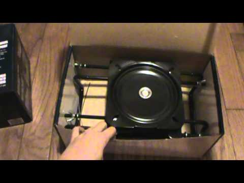 Unboxing Clamp on Swivel Seat Mounts  YouTube