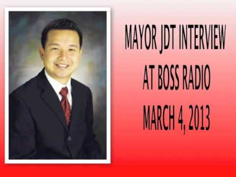 mayor jdt interview - 03/04/2013