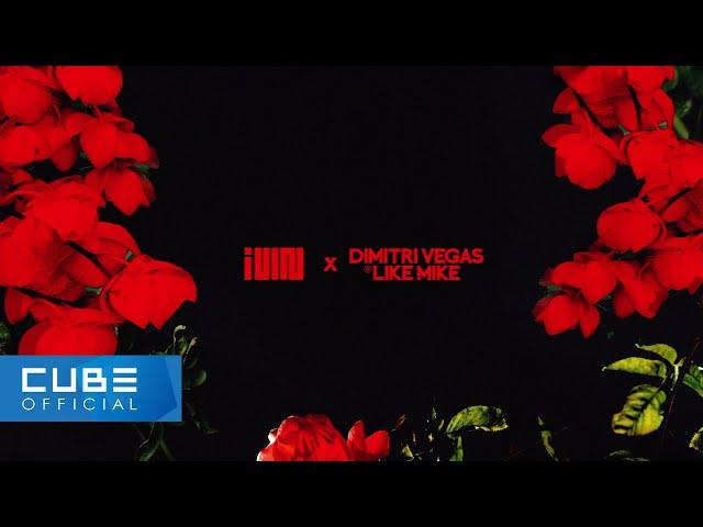 (여자)아이들((G)I-DLE), Dimitri Vegas & Like Mike - 'HWAA (Dimitri Vegas & Like Mike Remix)' Official M/V