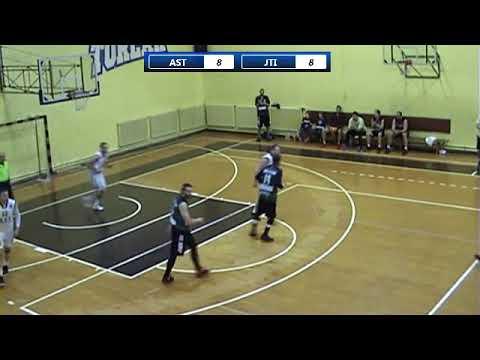 Business liga / AST Sports group - JTI Jump