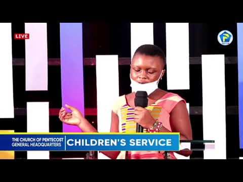 Sunday School | Children's Ministry | September 6, 2020
