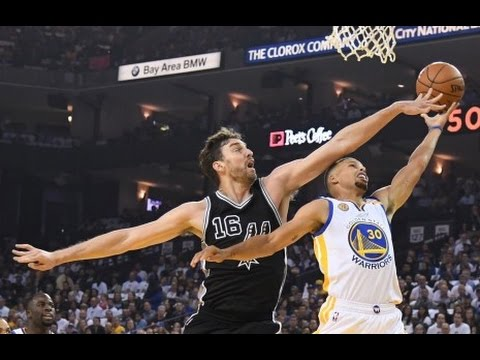 San Antonio Spurs Defeat Golden State Warriors 129-100