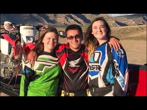 Hungry Gultch Trail: Ryan, Jordan, and Bailey
