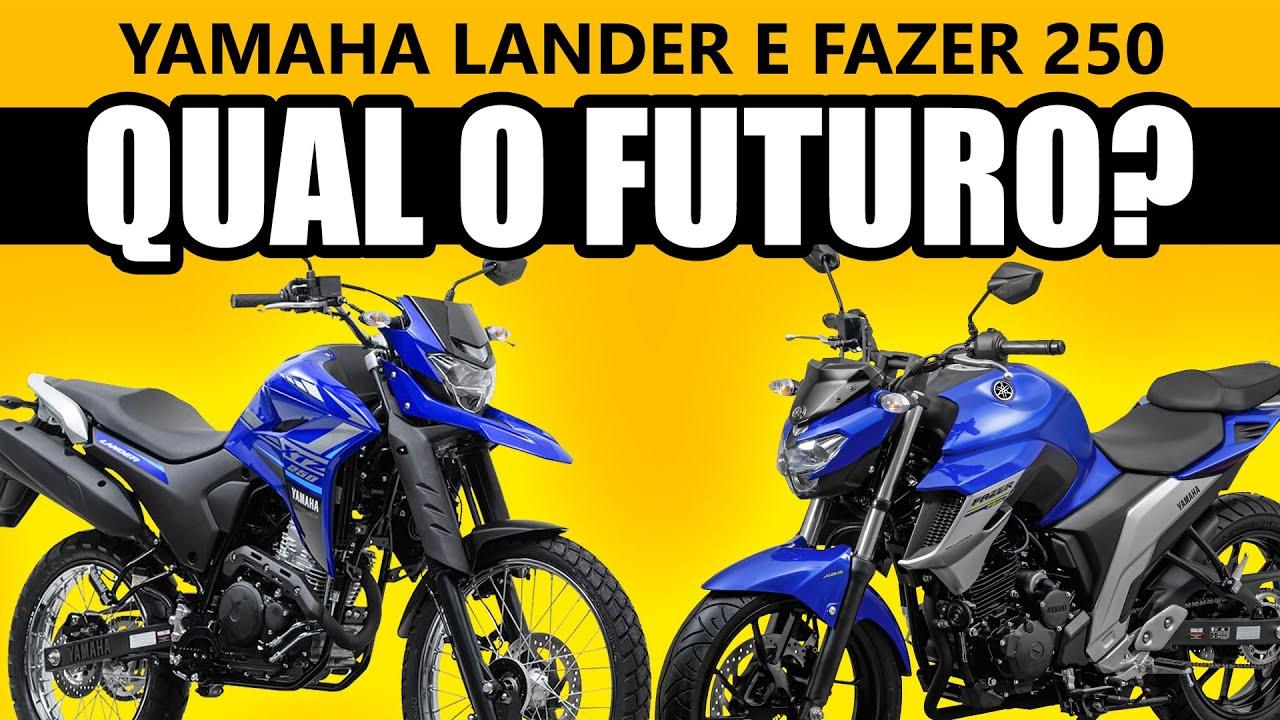 Qual o futuro da Lander/Fazer 250? | Tenere 300 com motor monocilíndrico