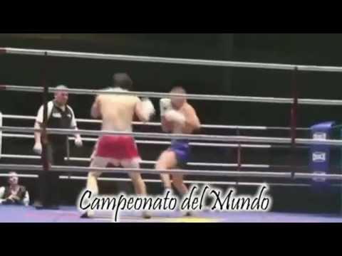 Deporte navarro kick boxing aitor eguzkiza campe n de for Gimnasio kanku