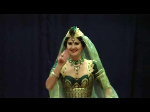Deewani Mastani - Kathak \ Bollywood dance