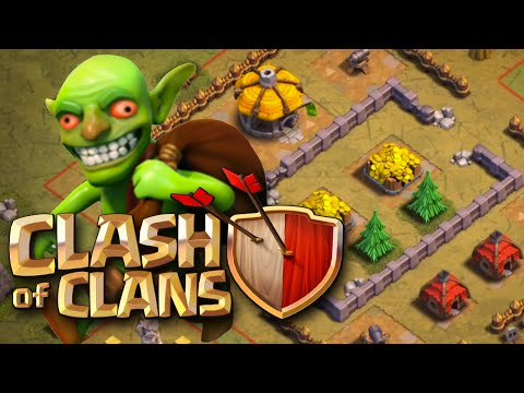 Killin' Goblins! || Clash of Clans - Ep 2 HD