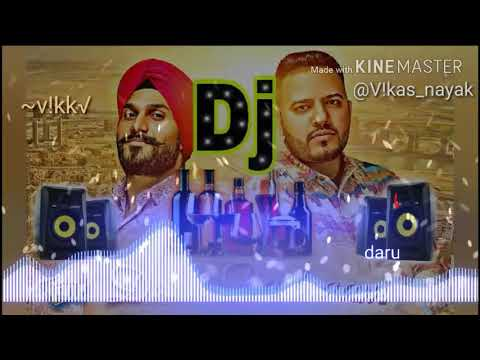 Daru badnaam🏺kardi {DJ song} by {V!kk√}