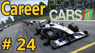 Project CARS Gameplay PC Formula A Career TrackIR Nurburgring 1080p 60fps Helmet Cam