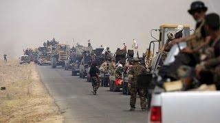 أخبار عربية | العراق: تدمير 22 مضافة لداعش في #ديالى