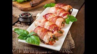 Куриный рулет Простые рецепты Кулинарные рецепты Вкусные рецепты Рецепты из куриного филе