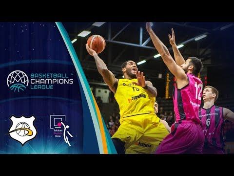 Oostende v Telekom Baskets Bonn - Highlights - Basketball Champions League 2017-18