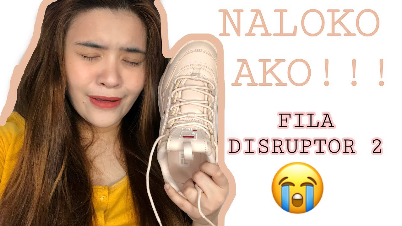 HOW TO SPOT A FAKE FILA DISRUPTOR 2| BY