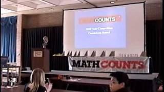 Mathcounts: Nebraska State Countdown Round 2010 (1 of 7)