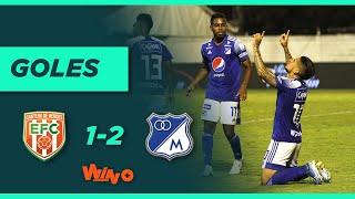 Envigado vs Millonarios (1-2) Liga BetPlay Dimayor 2020 | Fecha 14