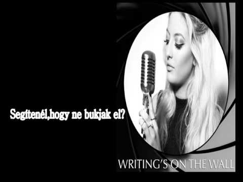 Sofia Karlberg- writing's on the wall magyar felirattal