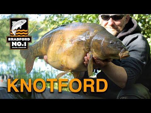 Bradford No1 AA Knotford *CARP FISHING* - Daniel Whitaker