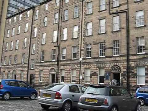 Campus Tour, or The Five Ugliest Buildings in Edinburgh
