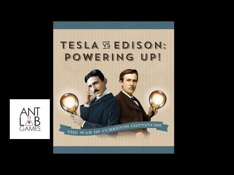 Tesla vs Edison: Powering Up! Playthrough with AI